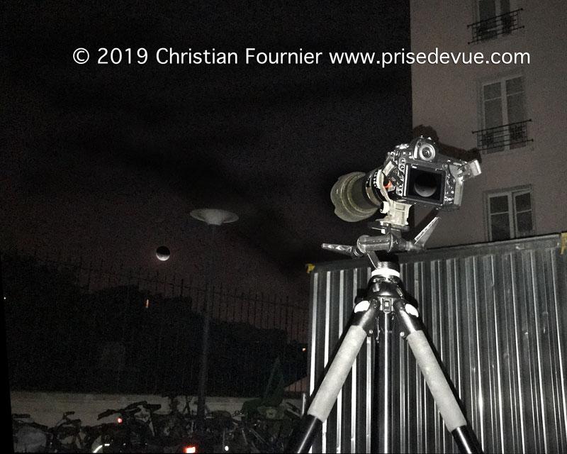 Biographie Illustrée Du Photographe Professionnel Christian